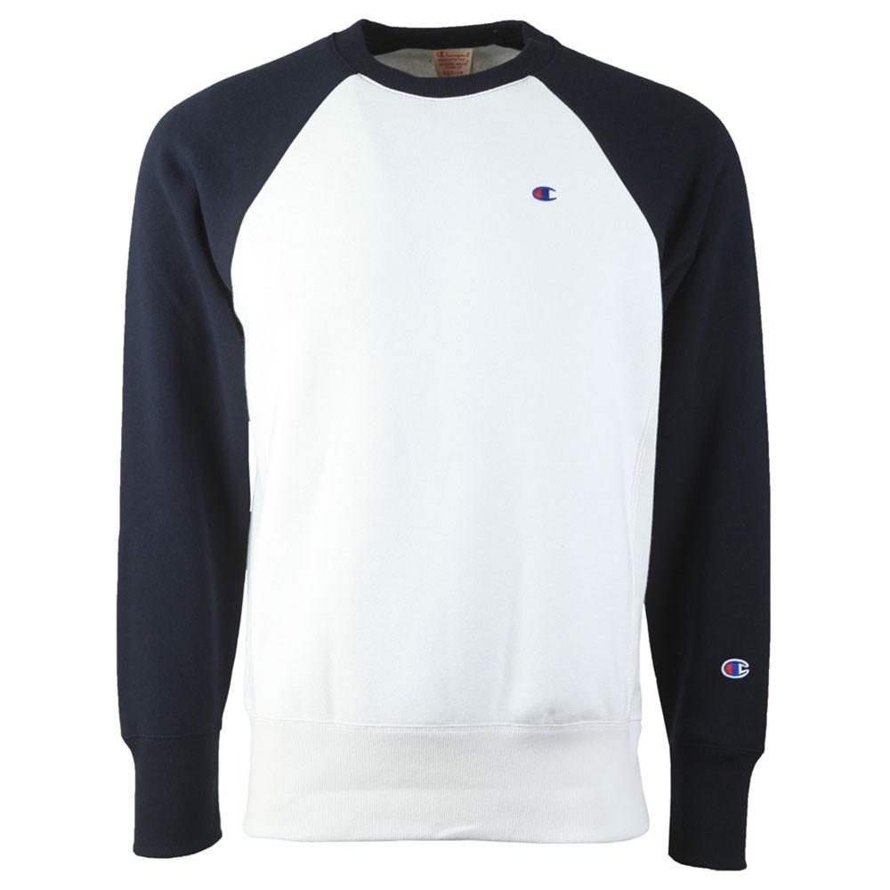 Raglan Sleeve Sweatshirt main image