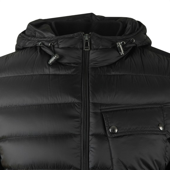 Belstaff Mens Black Streamline Jacket