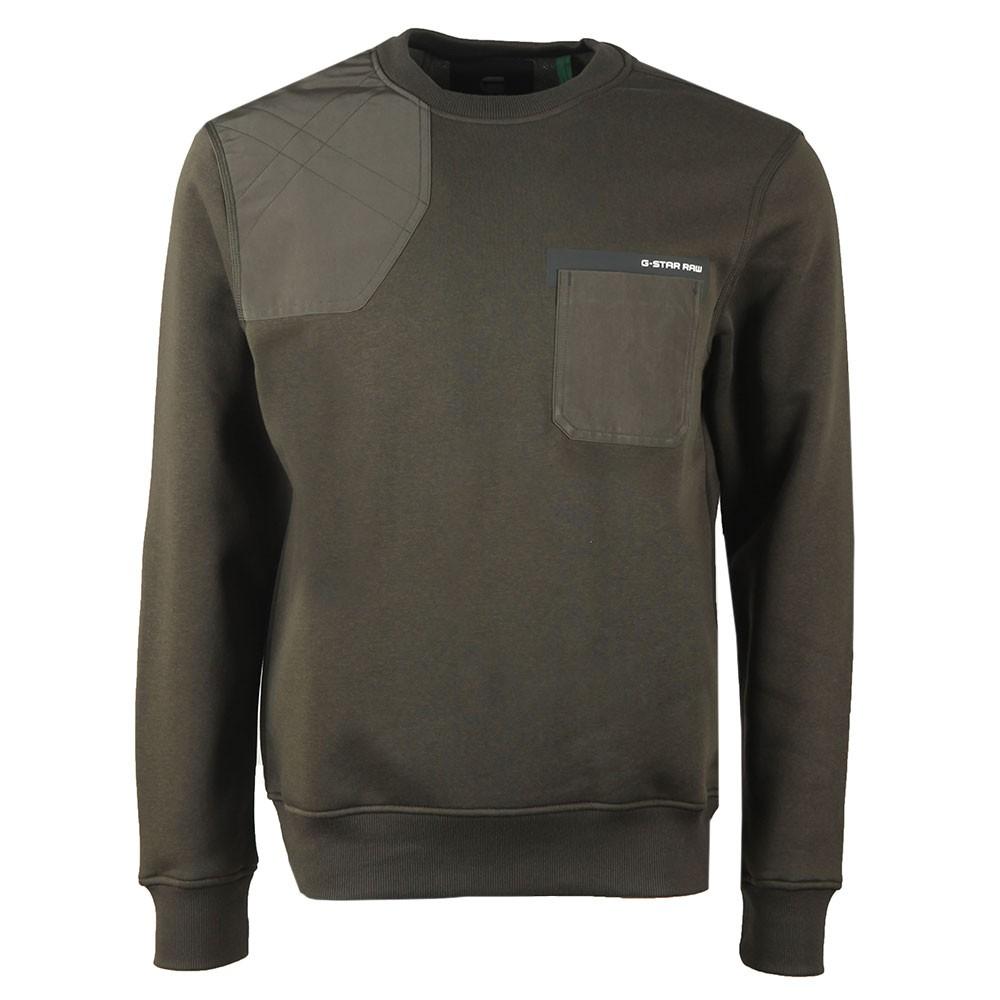 Hunting Patch Sweatshirt main image