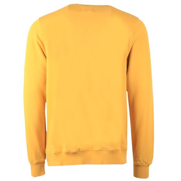 Colorful Standard Mens Burned yellow Organic Crew Sweatshirt main image