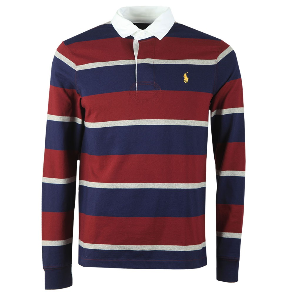 The Iconic Rugby Shirt main image