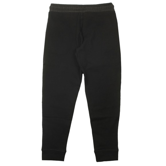 Superdry Mens Black Sportstyle Edit Jogger main image