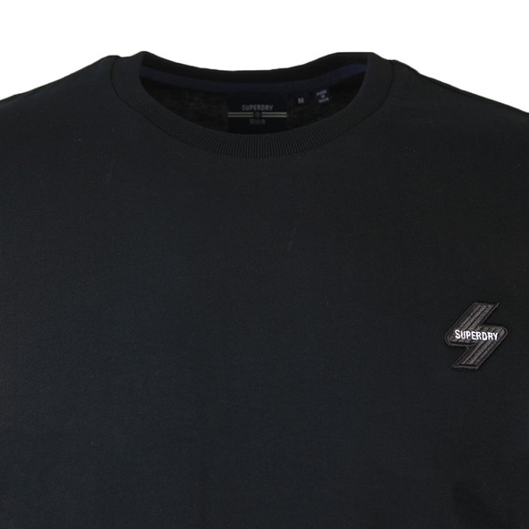 Superdry Mens Black Sportstyle T-Shirt