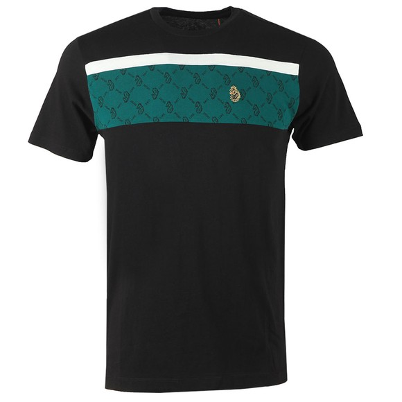 Luke Sport Mens Black Lions Den T-Shirt