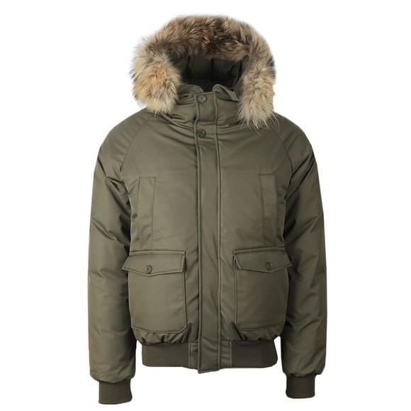 Pyrenex Mens Green Mistral Jacket