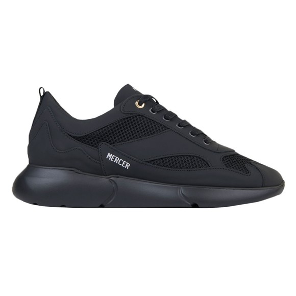 Mercer Mens Black W3RD Trainer