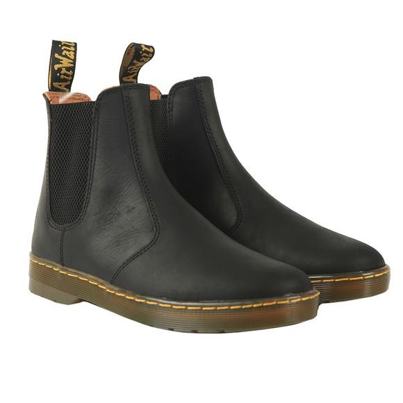 Dr. Martens Mens Black Harrema Boot