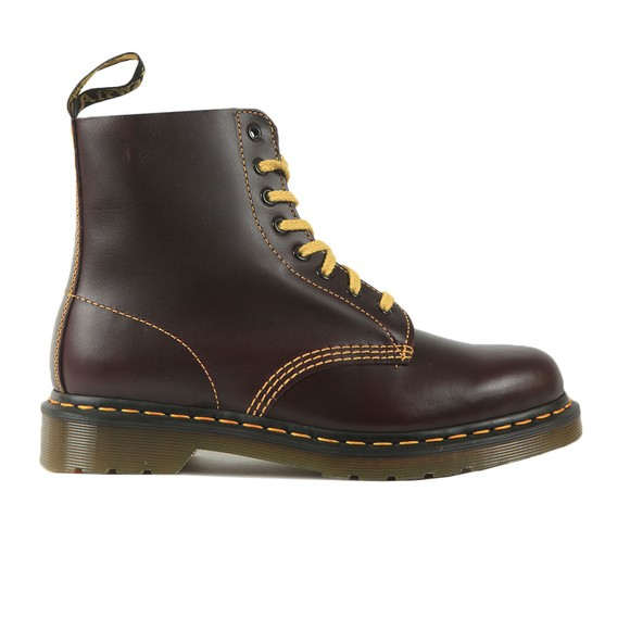 Dr. Martens Mens Red 1460 Pascal Boot