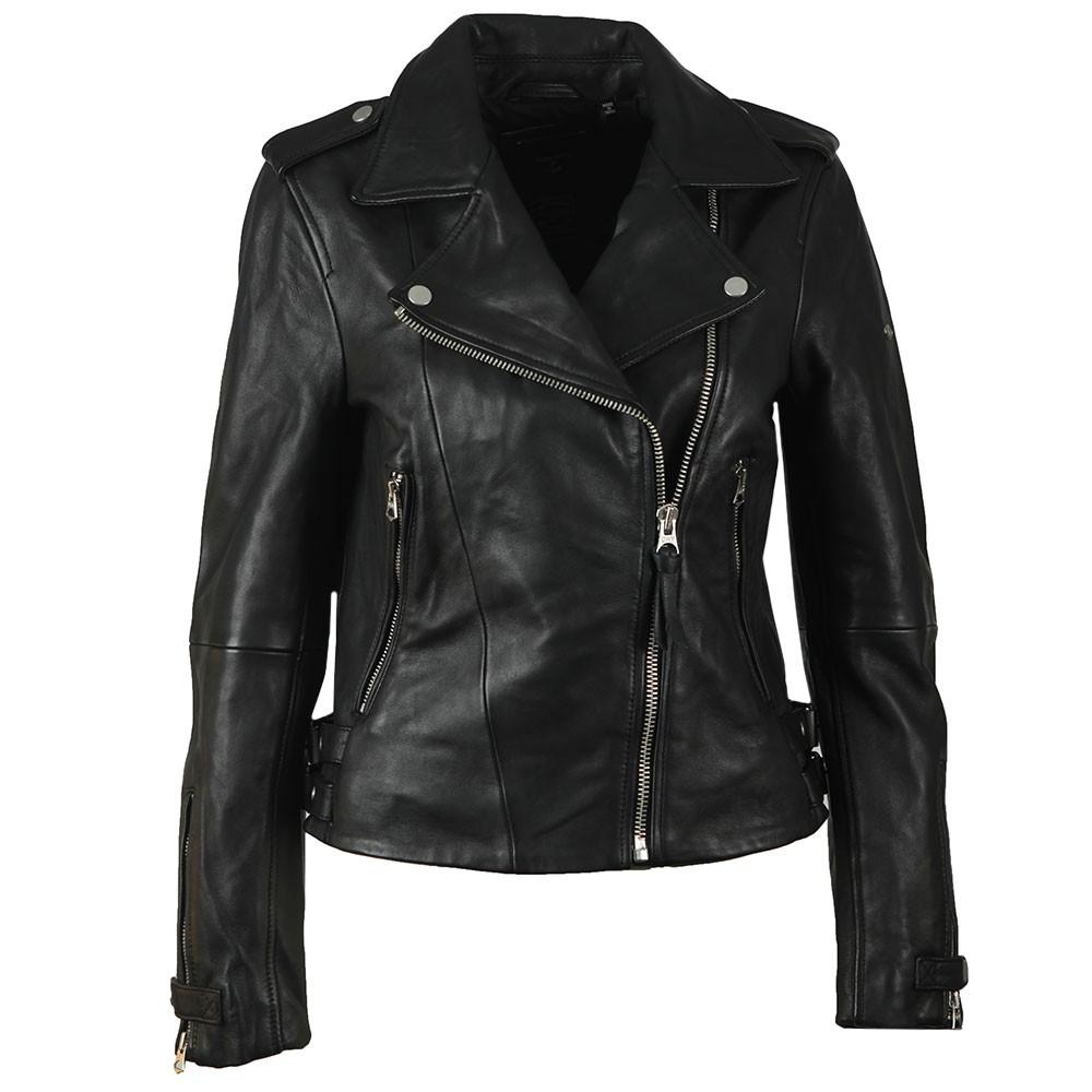 Classic Leather Biker  main image