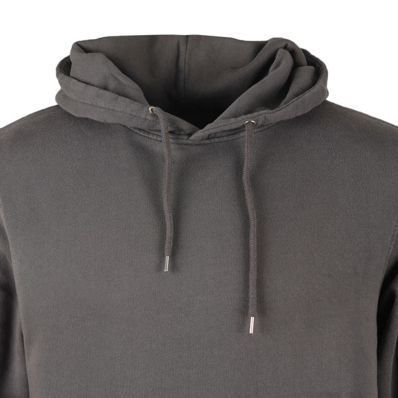 Colorful Standard Mens Lava Grey Classic Organic Hoodie