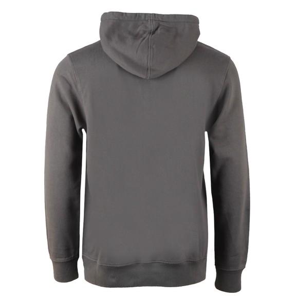 Colorful Standard Mens Lava Grey Classic Organic Hoodie main image