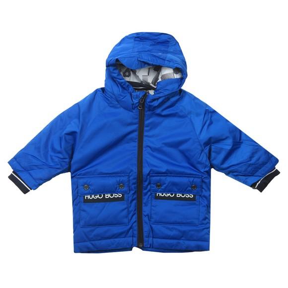 BOSS Baby Boys Blue J06215 Jacket
