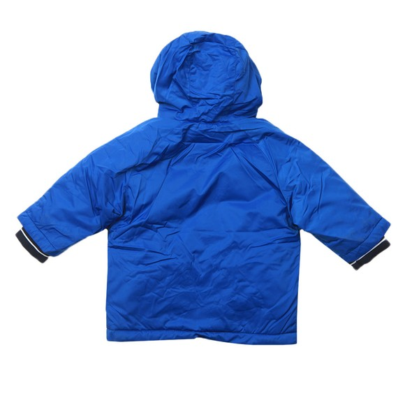 BOSS Baby Boys Blue J06215 Jacket main image