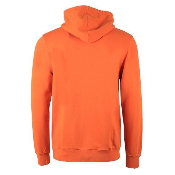 Colorful Standard Mens Burned Orange Classic Organic Hoodie main image