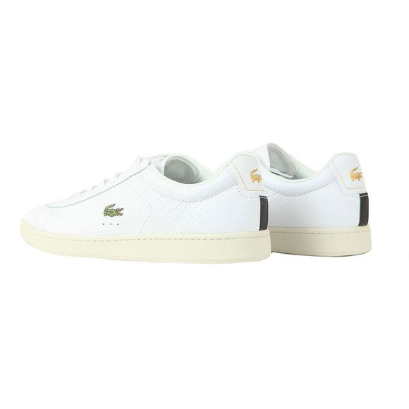 Lacoste Mens White Carnaby Evo 0120 Trainer main image