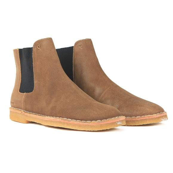 Superdry Mens Brown Desert Chelsea Boot
