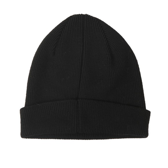 Paul Smith Mens Black Zebra Beanie