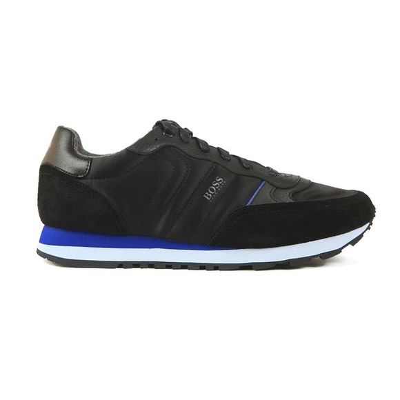 BOSS Mens Black Parkour Runn Mx Trainer