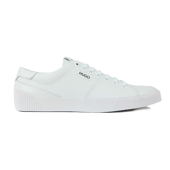 HUGO Mens White Zero Tennis Trainer