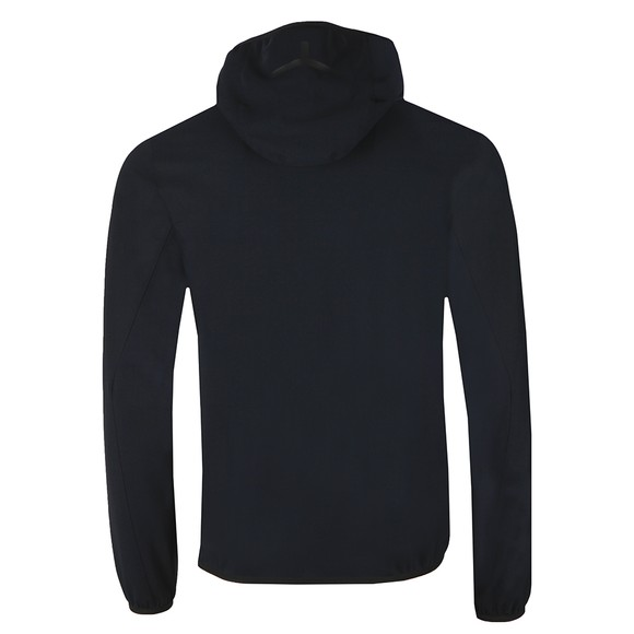 Esemplare Mens Blue B-IN Hooded Shell Jacket main image