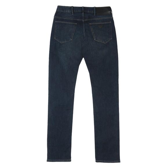 Armani Jeans Mens Blue J06 Jogger Jean