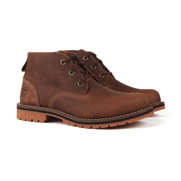 Timberland Mens Brown Larchmont WP Chukka Boot main image