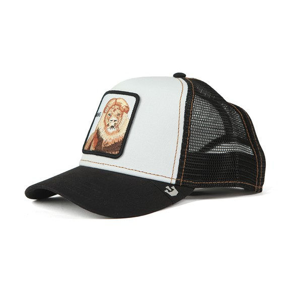 Goorin Bros. Mens Black New Trucker King Cap