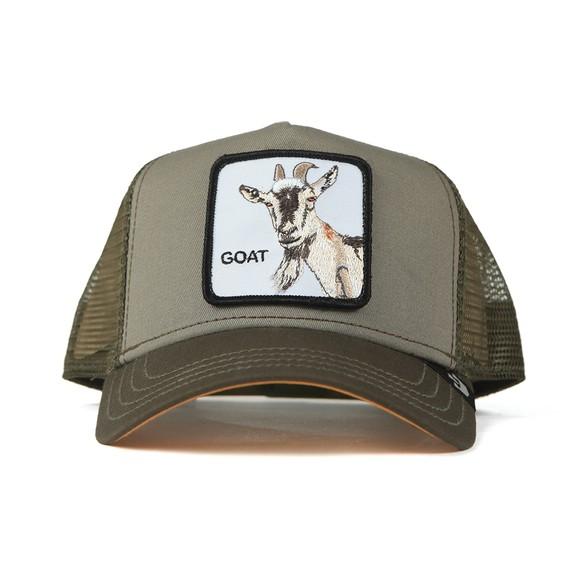Goorin Bros. Mens Green New Trucker Cap
