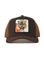 New Trucker Tiger Cap