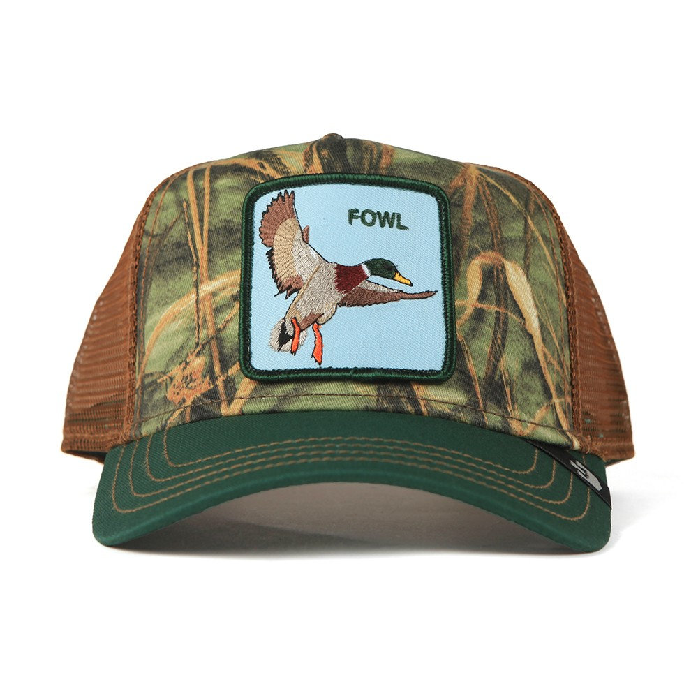 New Trucker Fowl Cap main image