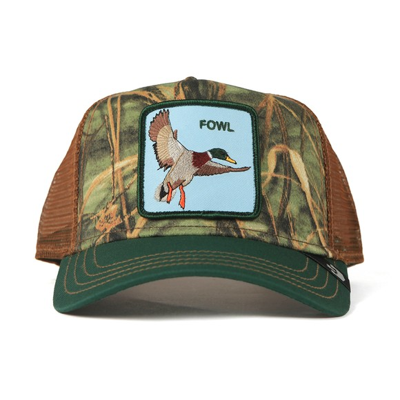 Goorin Bros. Mens Brown New Trucker Fowl Cap