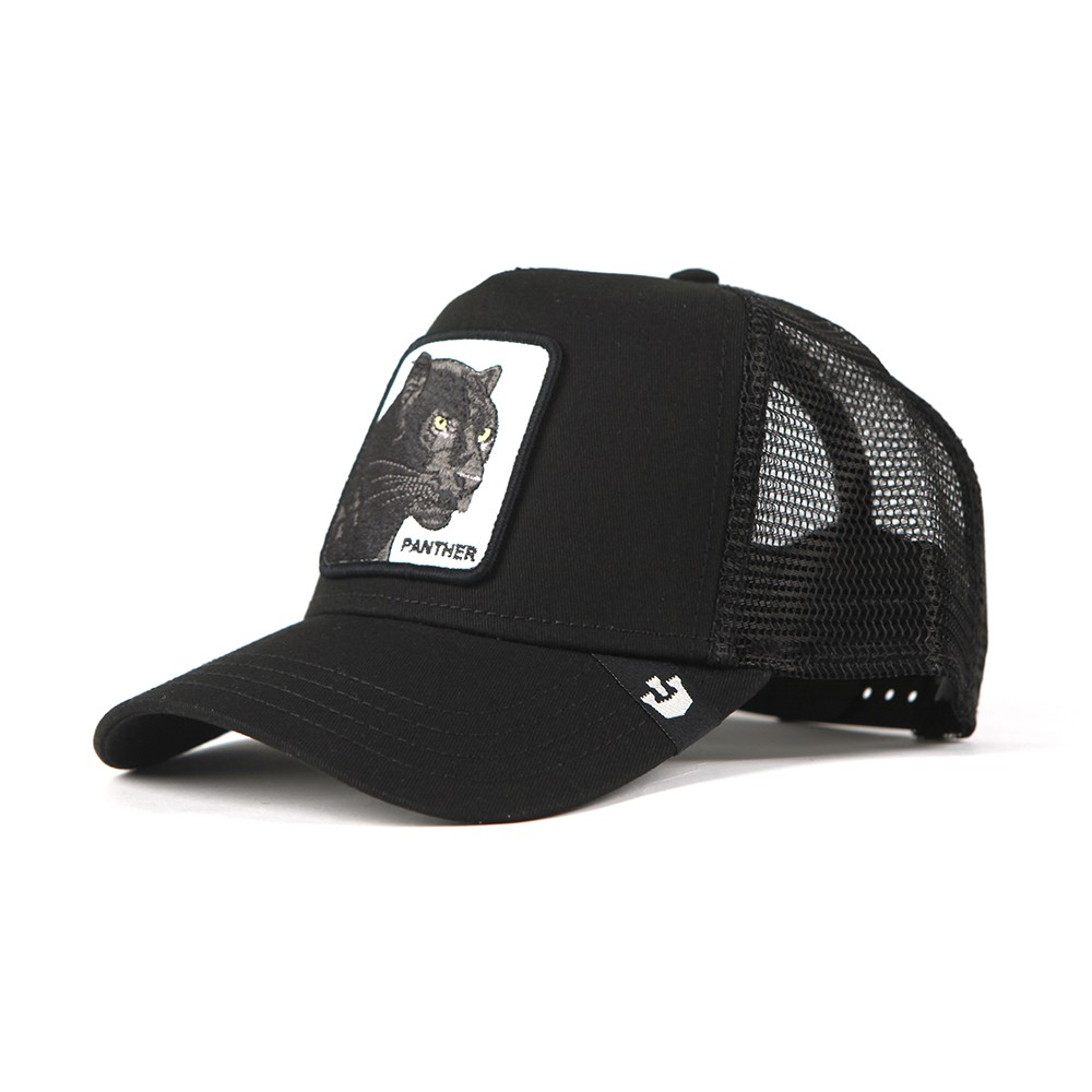 New Trucker Panther Cap main image