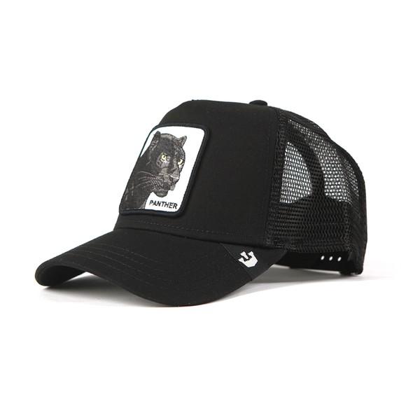 Goorin Bros. Mens Black New Trucker Cap