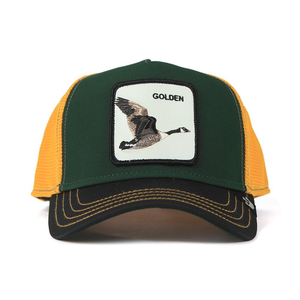 New Trucker Golden Cap main image