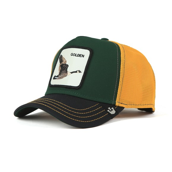 Goorin Bros. Mens Yellow New Trucker Golden Cap