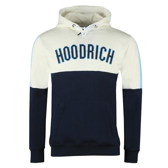 Hoodrich Mens Blue OG Panel V2 Overhead Hoody main image