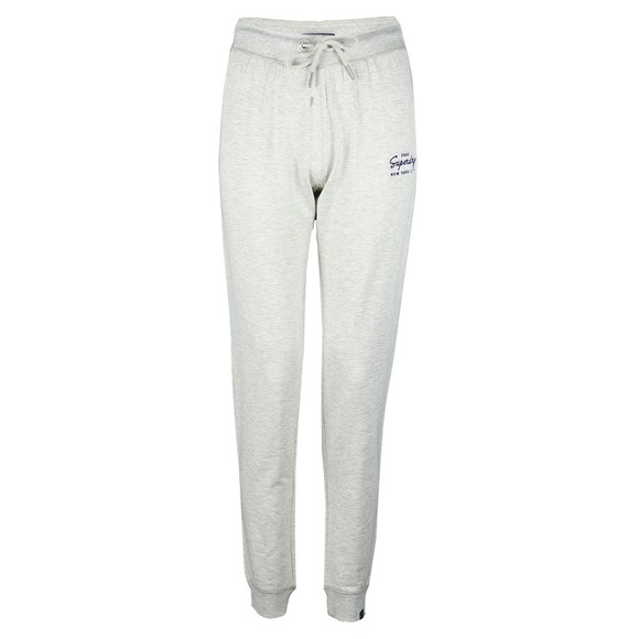 Superdry Womens Beige Lucy Lounge Jogger