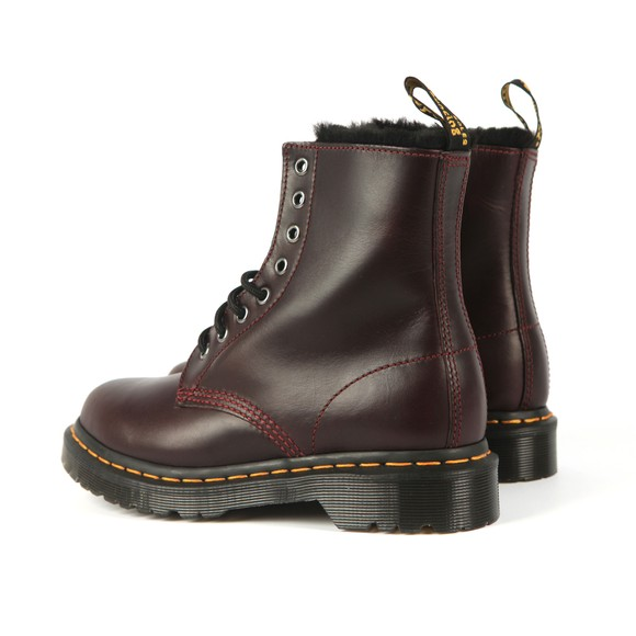 Dr. Martens Womens Red Serena Boot main image