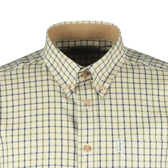 Barbour Lifestyle Mens Blue Tattersall Shirt