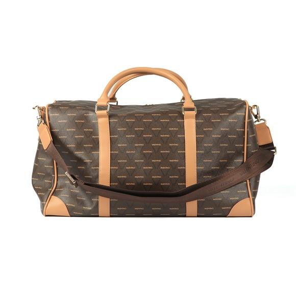 Valentino by Mario Mens Brown Liuto Duffle Bag main image