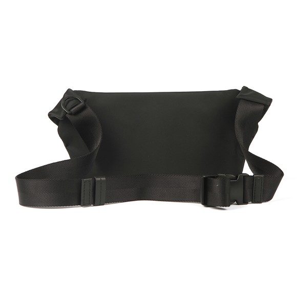 HUGO Mens Black Record Waistbag main image