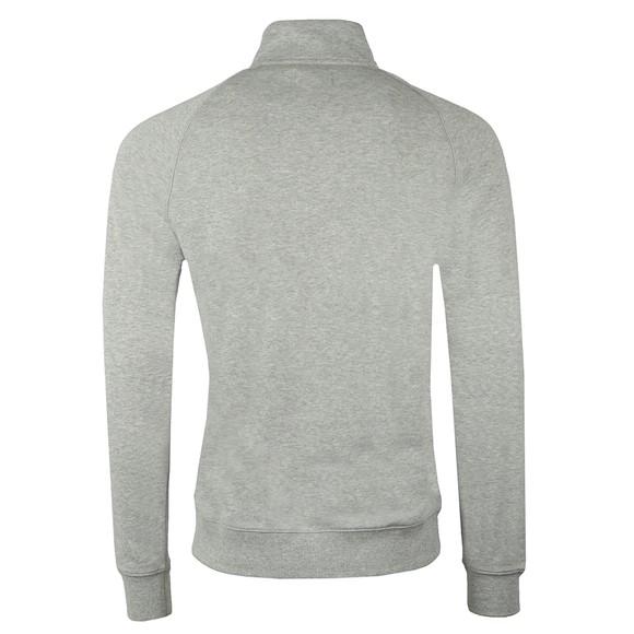 Farah Mens Grey 1/4 Zip Jim Sweatshirt main image