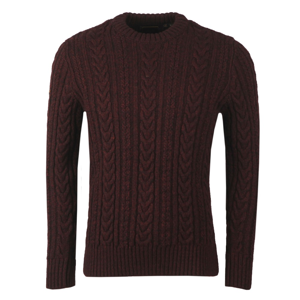 Jacob Cable Jumper main image