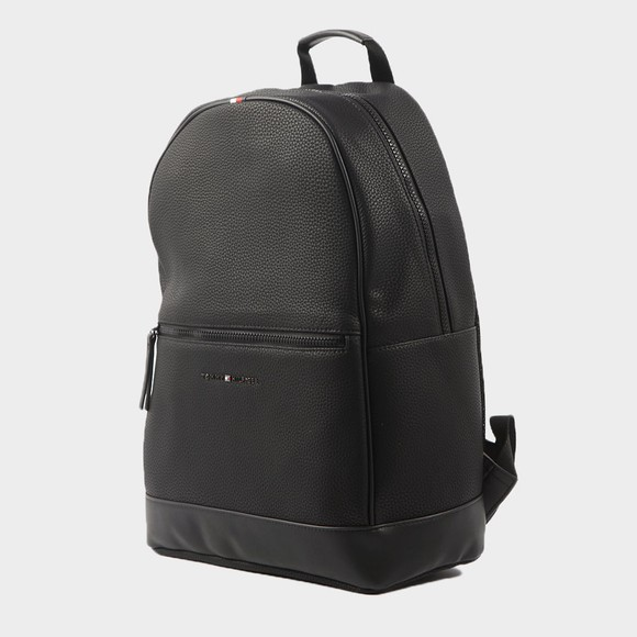 Tommy Hilfiger Mens Black Essential Backpack