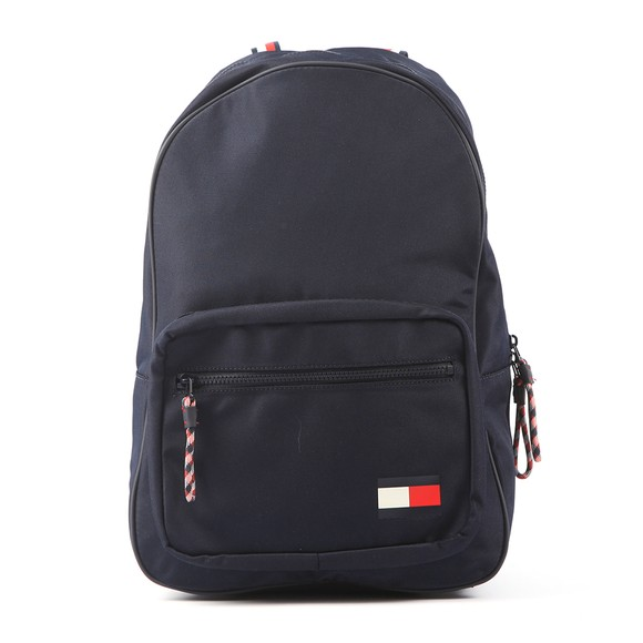 Tommy Hilfiger Mens Blue Backpack