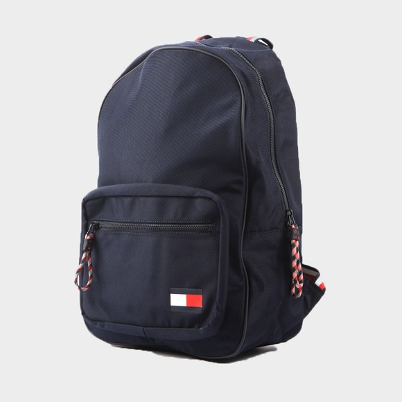 Tommy Hilfiger Mens Blue Backpack main image