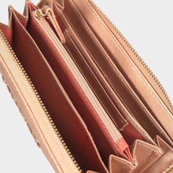 Valentino Bags Womens Pink Divina Zip Around Purse main image