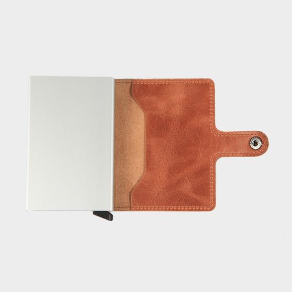 Secrid Mens Brown Mini Wallet main image