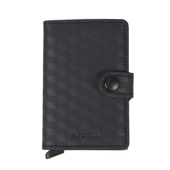 Secrid Mens Black Mini Optical Wallet