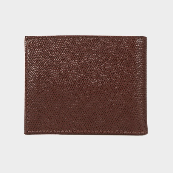 Tommy Hilfiger Mens Brown Business Mini CC Wallet